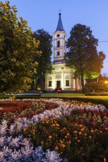kościół w Wiśle