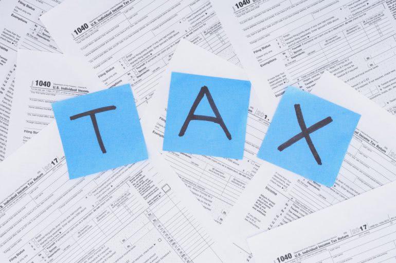 napis tax